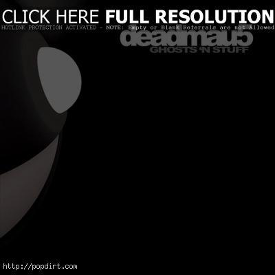 Deadmau5 'Ghosts 'n' Stuff' single cover