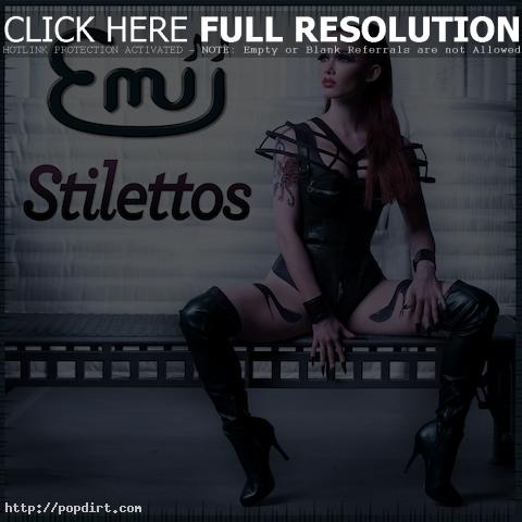 Emii 'Stilettos' single cover