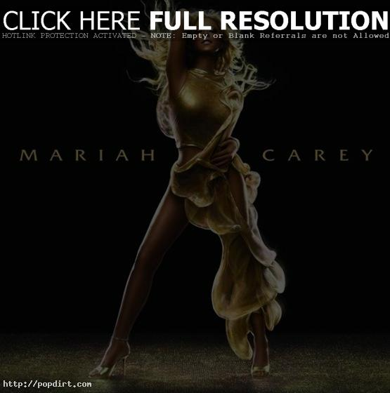 Mariah Carey 'The Emancipation Of Mimi' album cover