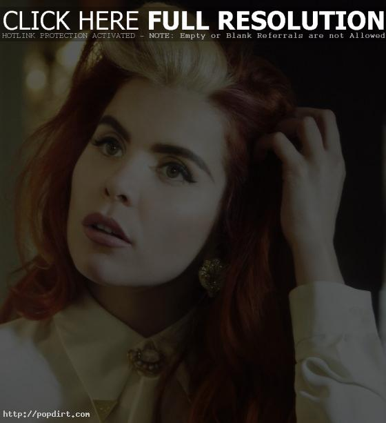 Paloma Faith eyes