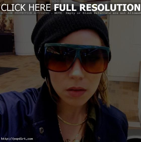 Skylar Grey sunglasses