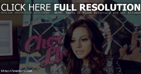 Cher Lloyd answers Twitter questions about her 'Today' show appearance and enjoying to sing 'Want U Back' the most