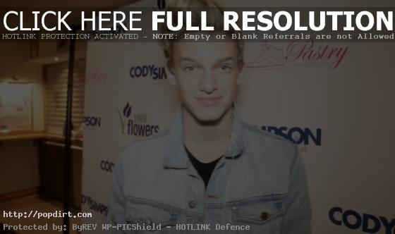 Cody Simpson 2013