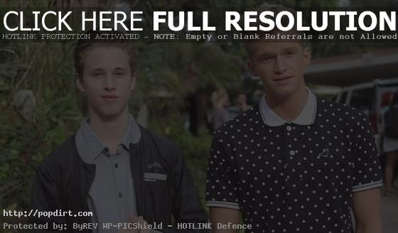 Cody Simpson and Ryan Beatty summer tour