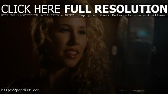 Haley Reinhart 'Baby, It's Cold Outside'