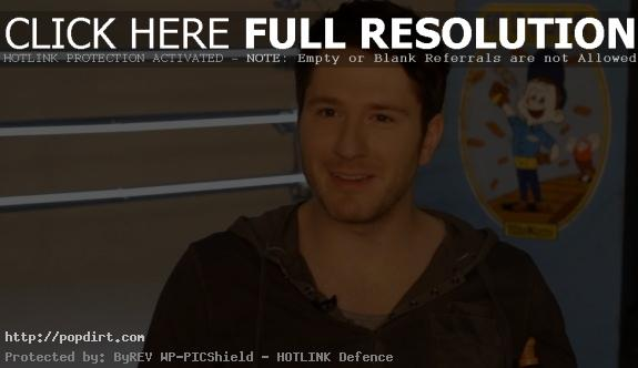 Owl City singer Adam Young talks about the arcade game themed music video for 'When Can I See You Again?'