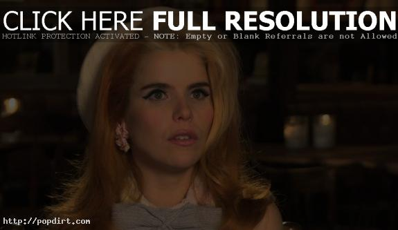 Paloma Faith talks about musical influences, which included her father and mother, Etta James and Billie Holiday. The British singer songwriter also talked about how her first concert was The Fugees and her obsession with film.